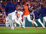 Sunday night's Astros-Dodgers thriller beat Sunday Night Football ratings