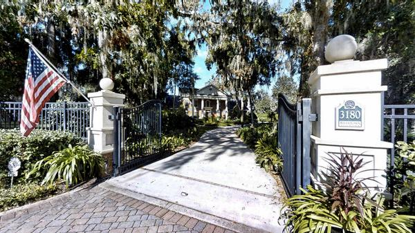 Exceptional custom brick waterfront home for $1,550,000