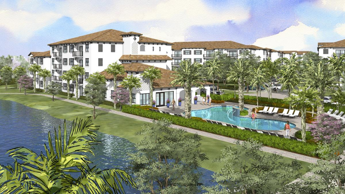 ZOM Living breaks ground on Azola West Palm Beach apartments - South ...