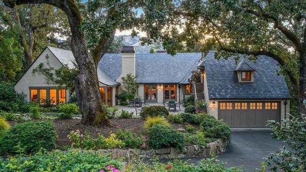 Dream-Like Orinda Country Club Estate