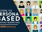 5 steps to persona-based content marketing