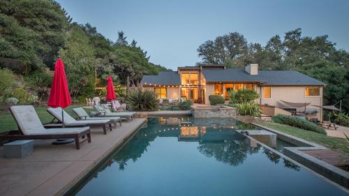 Private 3 acre Estate in West Sonoma County