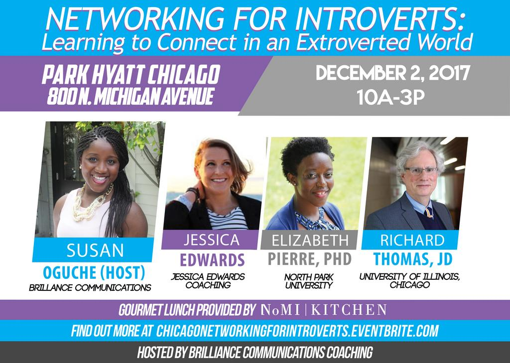 Networking for Introverts: Learning to Connect in an Extroverted World
