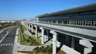 Do you like the changes made at Tampa International Airport?