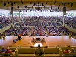New amphitheater heralds a national outlook