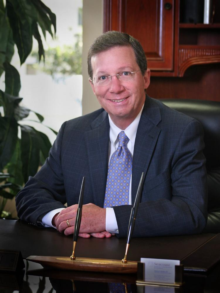 Denny Hudson Iii Chairman And Ceo Of Seacoast Banking Corporation Florida