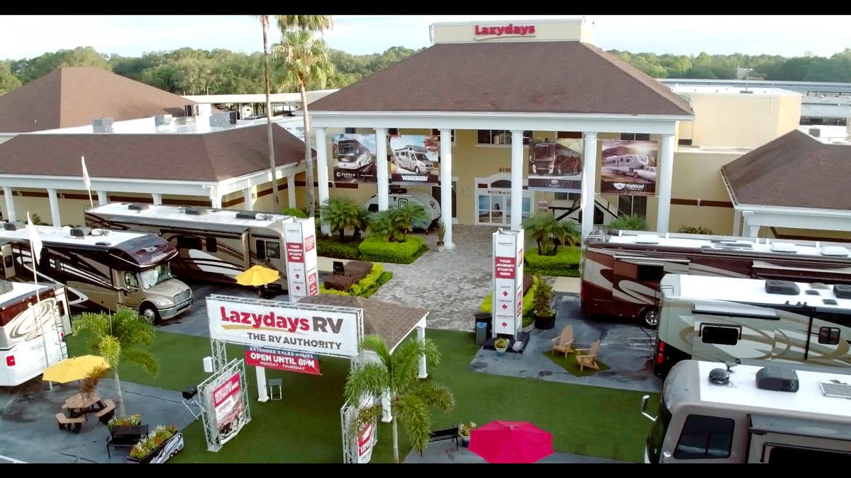 Lazydays buys Shorewood RV Center   Tampa Bay Business Journal