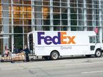 FedEx working closely with law enforcement following package explosion