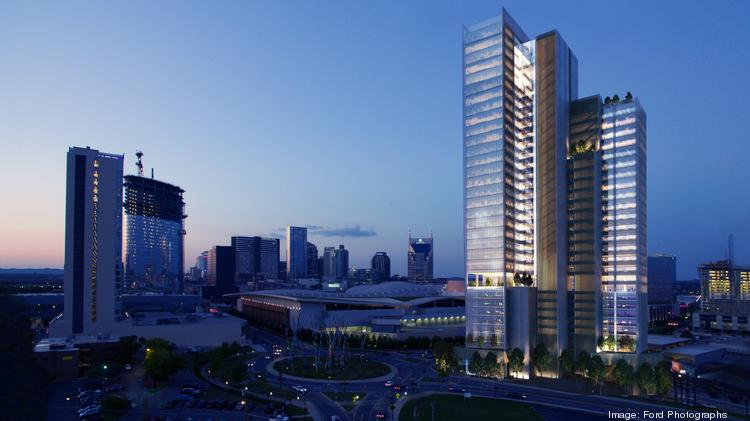 Baker Donelson Law Firm Signs Lease For The Mainland Cos Downtown