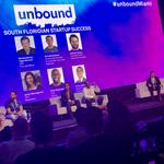 Startup founders spell out problems with Miami's tech scene at Unbound conference