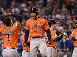 Astros win first World Series ever since being founded 55 years ago
