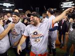 Houston Astros' Jose Altuve wins American League MVP