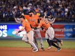 Astros-Dodgers' Game 7 ratings down from Cubs-Indians' Game 7 last year