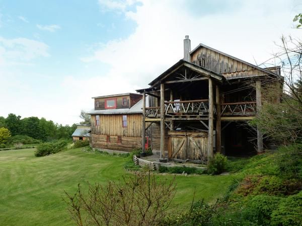 Home of the Day: Reclaimed Barn in Upstate NY