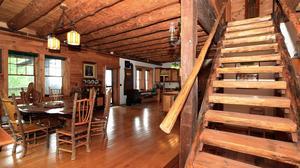 Reclaimed Barn in Upstate NY