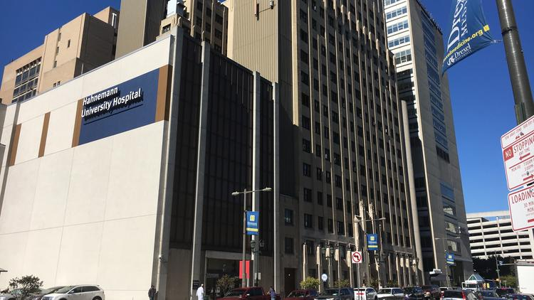 Hahnemann University Hospital's survival plan will require