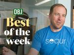 DBJ's best of the week for Oct. 28-Nov. 3: Techstars goes green, Colfax votes on upgrades and more