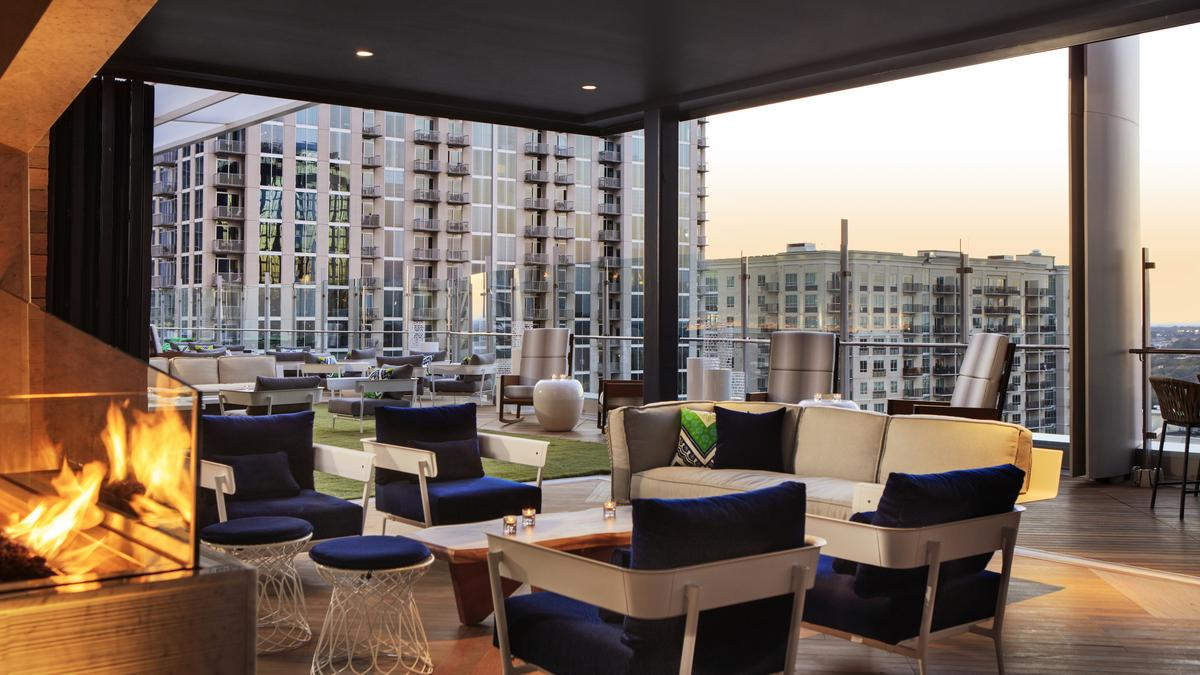 Kimpton leading the trend of new charlotte boutique hotels for Leading small hotels