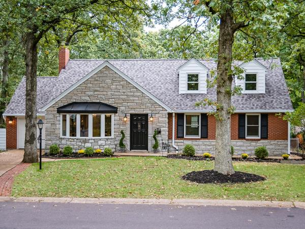 Home of the Day: You'll Be Over The Moon in This Stunning Webster Residence