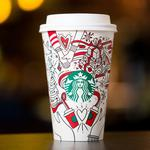 Starbucks holiday coffee cups are back — but they're not red (Photos)