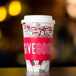 Fast-Food Roundup: Starbucks' red holiday cup is back… New study of America's breakfast habits