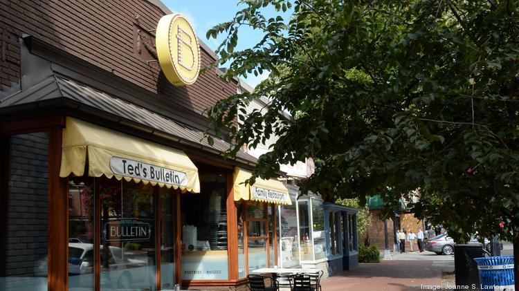 Ted S Bulletin Original Location Is On Eighth Street Se Near Eastern