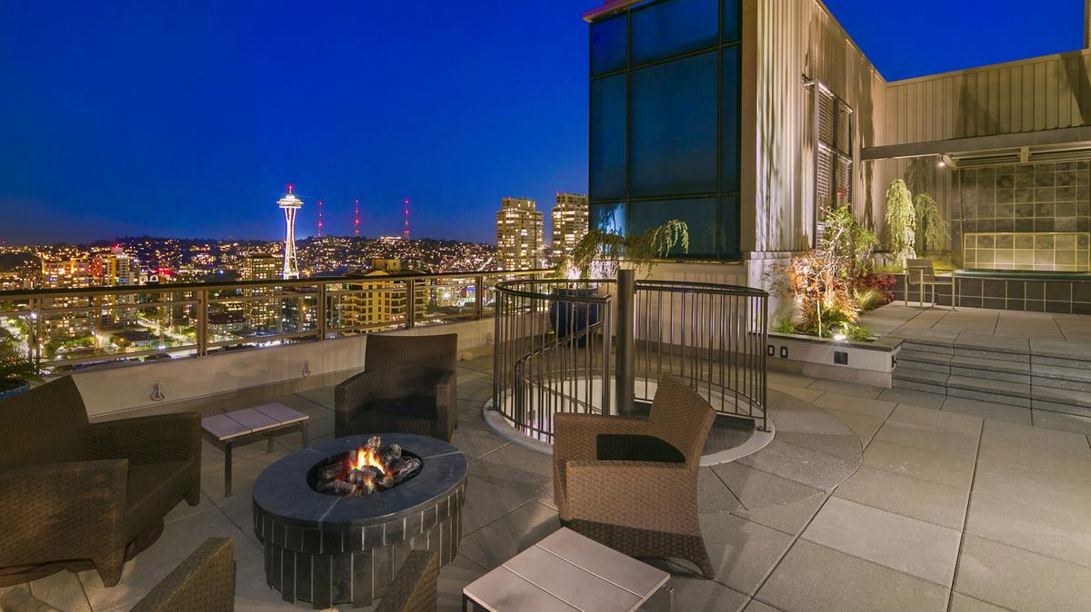 Tom Ellison Lists Luxurious Seattle Penthouse For 6