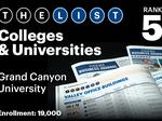 Top of the Phoenix Lists: Colleges & Universities