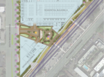 Exclusive: Developer proposes big mixed-use project by San Jose light-rail station