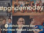 Here's the startups that presented innovations at AlphaLab Demo Day