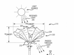 Disney patent tackles harsh weathers with deployable shade