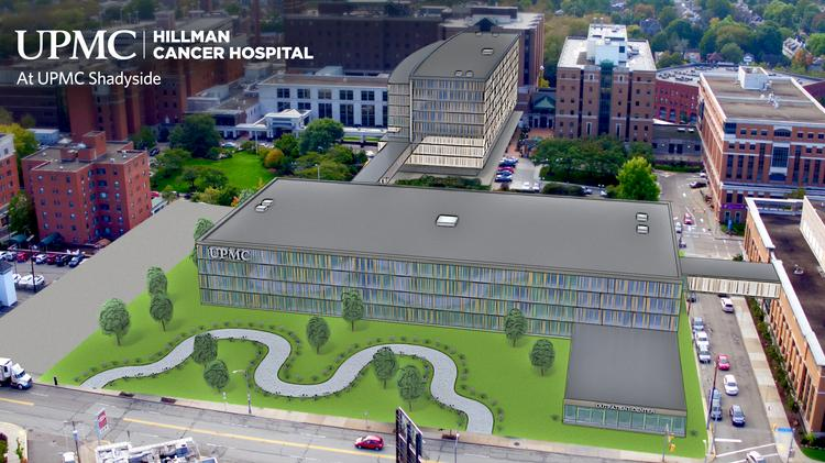 UPMC unveils $2B plan to build three specialty hospitals