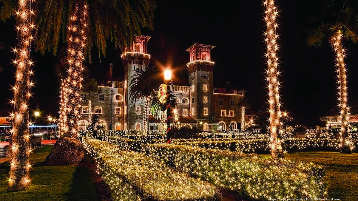 7 ways to celebrate the holidays in St. Augustine - Jacksonville ...