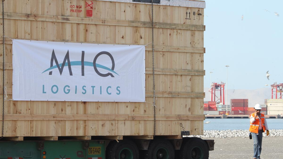 Noatum Logistics acquires MIQ Logistics - Kansas City Business Journal