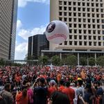 Astros' World Series victory parade route extended to accommodate fans