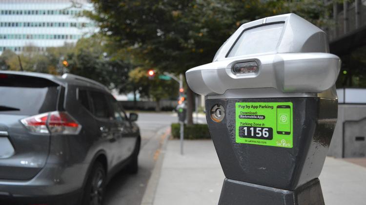 Ed Goldman: A midtown parking ticket causes (un)suitable outrage