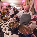 Food and wine star at Lombardi Cancer Foundation event: Slideshow