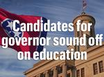 Tennessee's candidates for governor on businesses' role in education