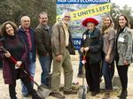 Fair Oaks co-housing project breaks ground