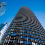 View from the top: Inside the top floor of Salesforce Tower (360 Video)