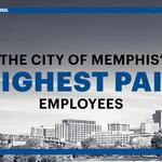 Ranked: The highest-paid City of Memphis employees