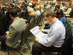 Fairgrounds meeting draws criticism over Coliseum plan