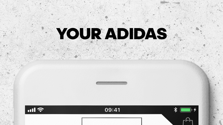 reputable site 1faf2 ba9d9 Adidas launched the app in the U.S. and the U.K. on Nov. 6.