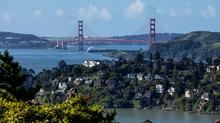 Luxury Residence with Golden Gate Bridge Views