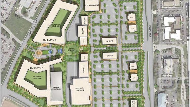 Top Real Estate Deals 2018: Galleria 115 mixed-use project - Kansas Kc Sprint Campus Map on sprint world headquarters campus map, uvm campus map, sprint campus parking map,