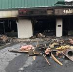 KRHA donates to Crime Stoppers following arson at Wichita restaurant
