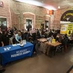 News and Brews event draws crowd to Lakefront Brewery: Slideshow