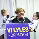 Vi Lyles elected mayor as Dems sweep Charlotte races (PHOTOS)