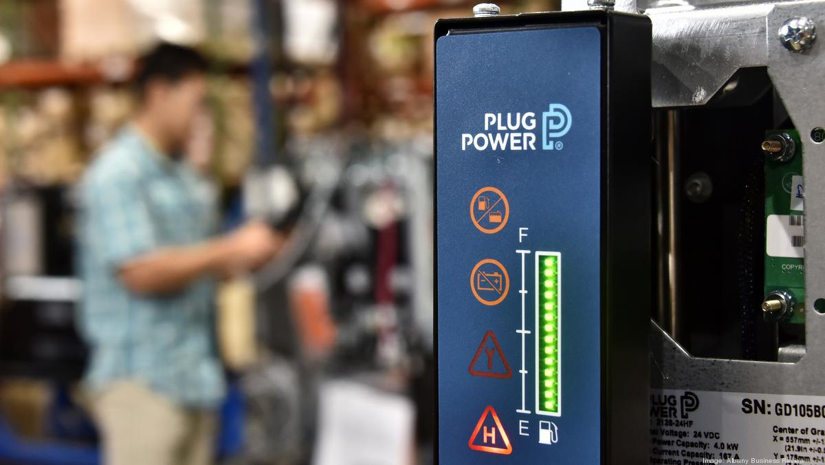Plug Power in talks with competing states about hosting ...