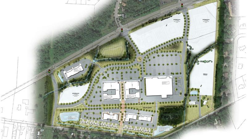 COMMERCIAL SITES AVAILABLE - NEW DELAWARE PLANNED COMMUNITY!